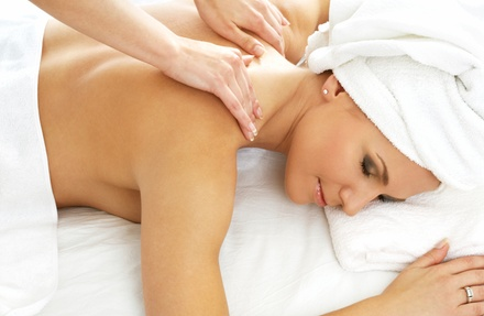 60- or 120-Minute Massage or a Couple's Massage at Eurasia Family Spa (35% Off)