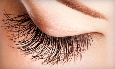 Dallas: $75 for a Full Set of Liquifan Eyelash Extensions at Spa on the Square ($200 Value)