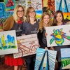 29% Off a BYOB Painting Class