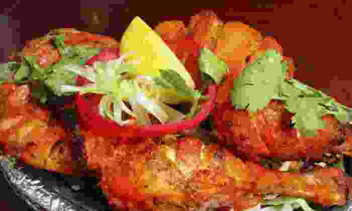 Mt. Everest Restaurant - Downtown Toronto: Indian Dinner for Two or Four at Mt. Everest Restaurant (Up to 56% Off)