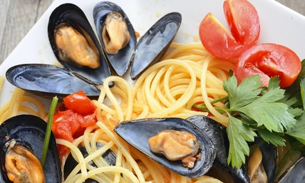 $14 for $30 Worth of Italian Food Over Two Visits at Luigi's Italian Bistro