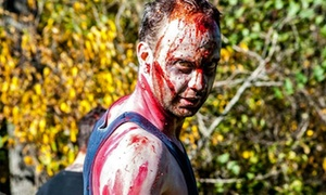 Monster Dash Springfield: One Runner or One Runner and Zombie Race Registration for the Monster Dash Saturday, October 24 (Up to 47% Off)