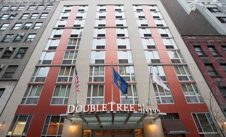 Image Placeholder For 4 Star Doubletree Hotel In Times Square