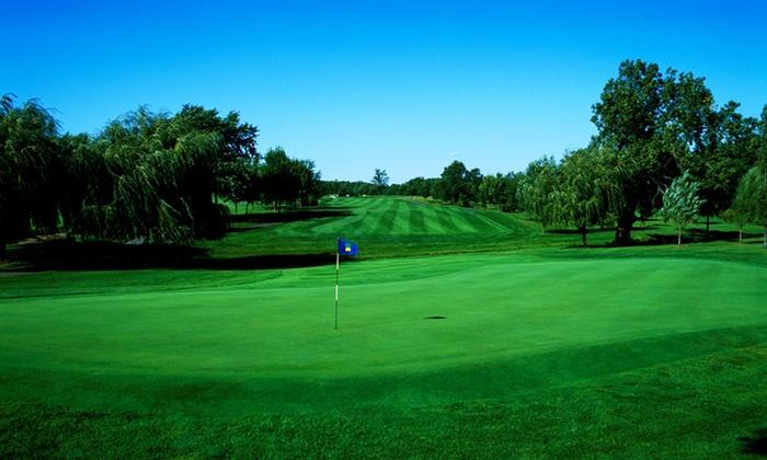 Cedar Creek Golf Club - Cedar Creek: Gift Cards for Golf, Driving Range, Pro Shop, or Dining at Cedar Creek Golf Club (Up to 45% Off). Two Options.