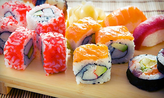 Blue Elephant Restaurant - Cincinnati: $10 for $20 Worth of Sushi at Blue Elephant Restaurant