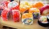 Blue Elephant Restaurant - Oakley: $10 for $20 Worth of Sushi at Blue Elephant Restaurant