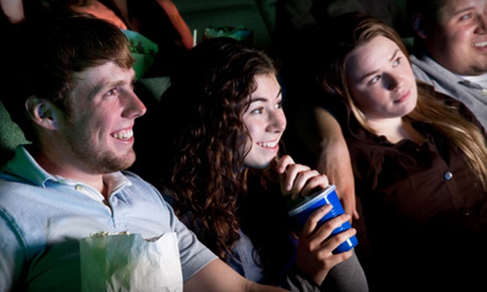 Showplex Cinemas Owasso 12 - Owasso: $6 for Movie and Popcorn for One at Showplex Cinemas Owasso 12 (Up to $12 Value)