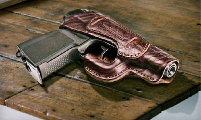 Freedom Firearms LLC - Concord Mills: Concealed-Carry Handgun Class for One or Two at Freedom Firearms LLC (Up to 61% Off)