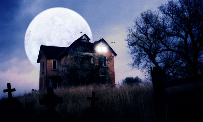 Slaughtered at Sundown - Slaughtered at Sundown: Haunted House and Haunted Hayride for Two or Four at Slaughtered at Sundown (Half Off)