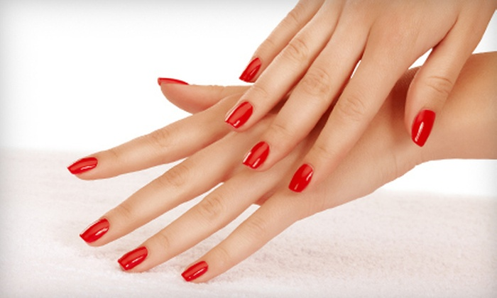 Mani-Kir Royale - Valley Village: One Gel Manicure (a $35 value)