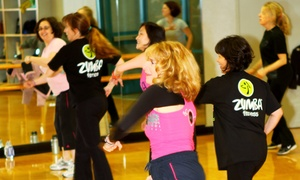 Zumba Contra Costa: Punch Card for 5 or 10 Classes at Zumba Contra Costa (Up to 64% Off)
