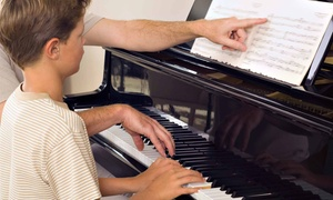 Music Instruction Studio: Month of 30-Minute Private Lessons at Music Instruction Studio (Up to 59% Off)