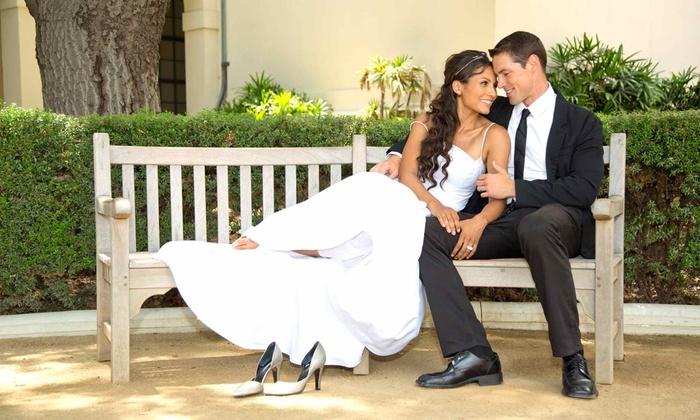 Orlando Deral Studio - Burbank: $1,080 for a Wedding Photography Package from Orlando Deral Studio ($2,400 Value)
