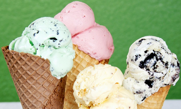 Petersen's Old Fashioned Ice Cream - Downtown Scottsdale: $12 for Four Vouchers for Ice Cream at Petersen's Old Fashioned Ice Cream ($24 Value)