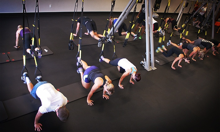 FIT Austin - South Lamar: 10 or 20 TRX Suspension Training Classes at FIT Austin (Up to 67% Off)