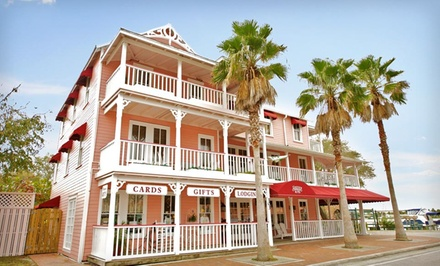 1-Night Stay with Two Drinks at The Riverview Hotel in New Smyrna Beach, FL