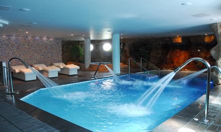 Entrada a spa para dos con opción a masaje y día de acceso ilimitado al gym desde 14 € en Olympic Spa & Sport Club