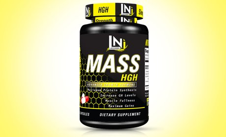 Mass HGH Supplements (30 Servings)