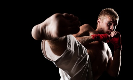 One or Two Months of Unlimited Krav Maga Classes with Membership at America's Best Krav Maga  (Up to 74% Off)