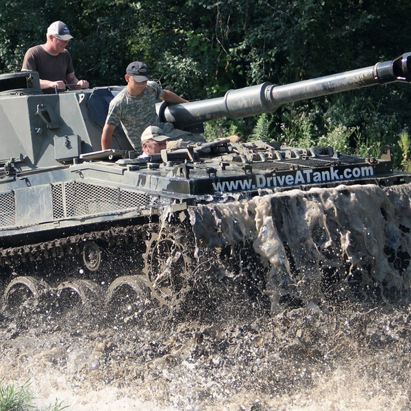 Drive A Tank >> Drive A Tank Inc
