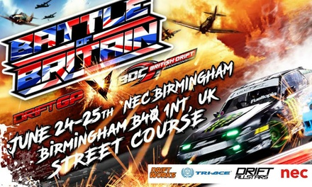 British Drift GP - Battle of Britain
