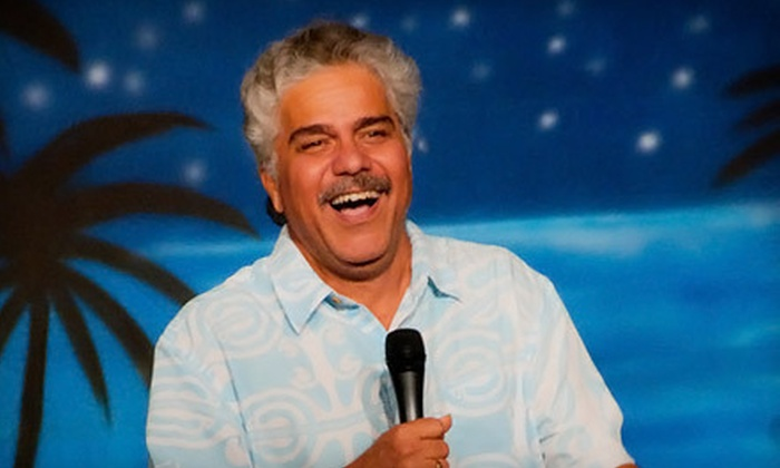 Comedy Polynesia - Honolulu: $12 for Comedy Polynesia Show at Sharkey's Comedy Club ($25 Value)