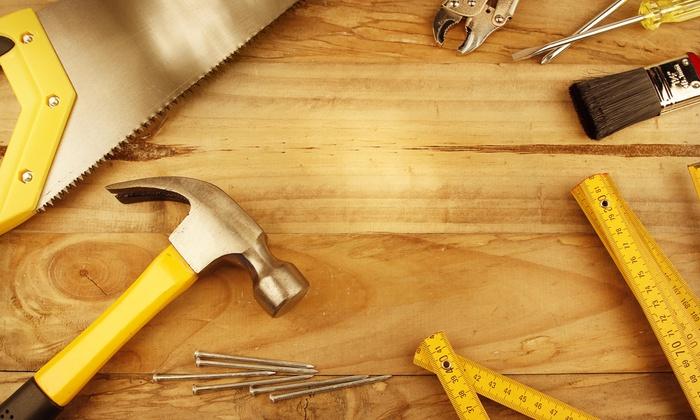 JP Carpentry & Handyman Services - Westchester County: One Hour of Handyman Services from Jp Carpentry & Handyman Services (49% Off)