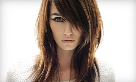 Haircut and Conditioning with Optional Partial or Full Highlights or Color at Jenny's Hair Design (Up to 66% Off)