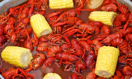 30% Cash Back at QT Crawfish Restaurant