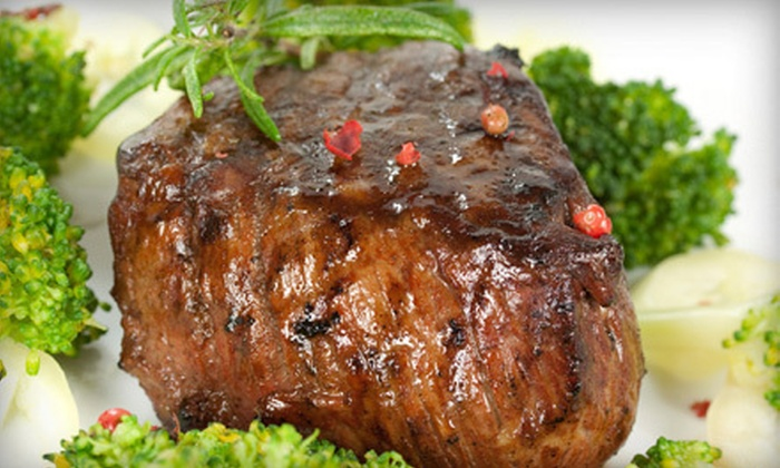 Toledo Yacht Club - Point Place: $15 for $30 Worth of Upscale Cuisine for Dinner at Toledo Yacht Club