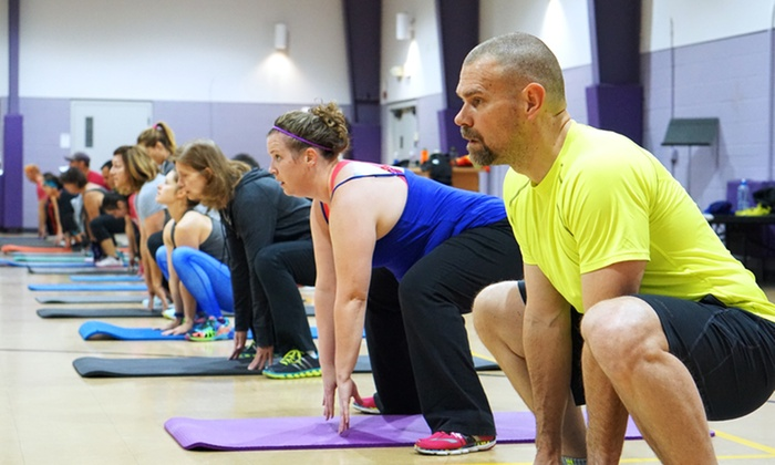 Brown's Boot Camp - Multiple Locations: 12 or 24 Boot Camp Classes at Brown's Boot Camp (Up to 88% Off)