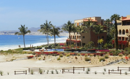 Groupon Deal: Three-, Five, or Seven-Night Stay at Casa del Mar in Los Cabos, Mexico