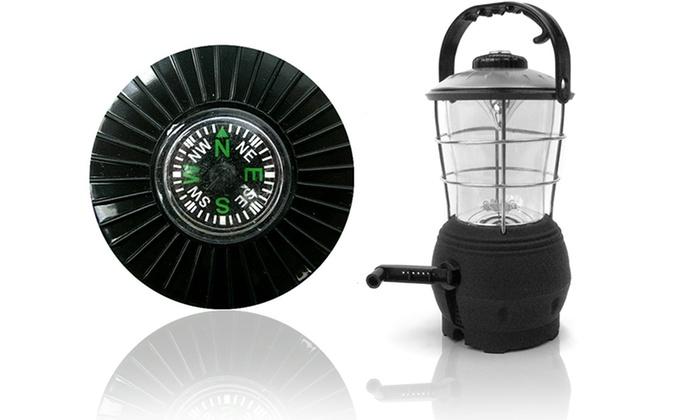 LED Crank Lantern: LED Crank Lantern. Free Shipping and Returns.