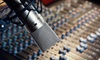 The Music Hall - Anaheim Hills: 2, 5, or 10 Hours of Recording-Studio Time at The Music Hall (Up to 58% Off)