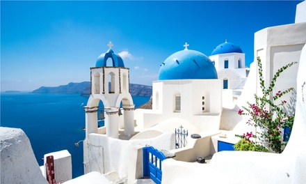 groupon.com - Greece Tour. Price is per Person, Based on Two Guests per Room. Buy One Voucher per Person.