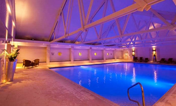 Groupon Spa Day Leicester