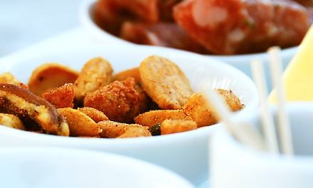 Tapas and Sangria for Two or Four at Olé! Wine & Tapas Bar (Up to 63% Off)
