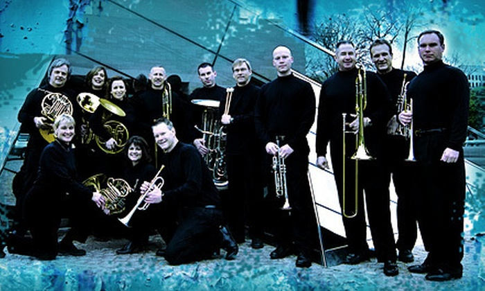 "Washington Symphonic Brass presents ""Danza!"" - Annapolis: Washington Symphonic Brass Presents ""Danza!"" at St. Anne's Church on Saturday, October 13, at 7:30 p.m."