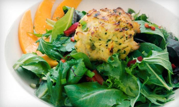 Luma Restaurant - Multiple Locations: $25 Worth of Eclectic Cuisine