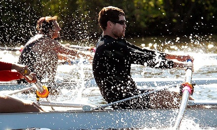 $139 for Three 90-Minute Learn to Row Classes from Row America ($300 Value)
