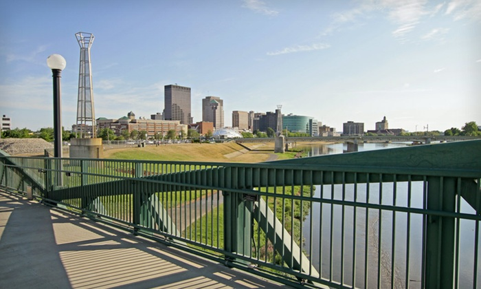 Dayton Grand Hotel - Downtown: One- or Two-Night Stay at Dayton Grand Hotel in Dayton, OH