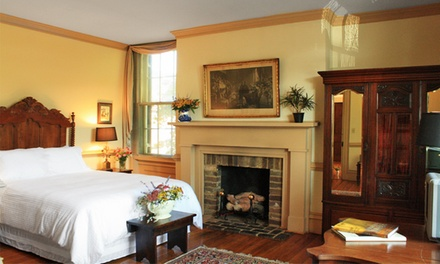 Groupon Deal: 2-Night Stay for Up to Four with Daily Breakfast at Maple Hall Inn in Lexington, VA. Combine Up to Four Nights.