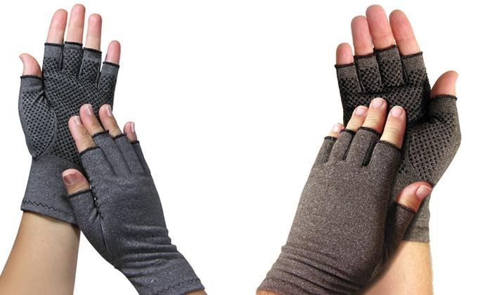 Men's and Women's Compression Gloves: $5.99 for Men's or Women's Compression Gloves (Up to $20.88 List Price). Free Returns.