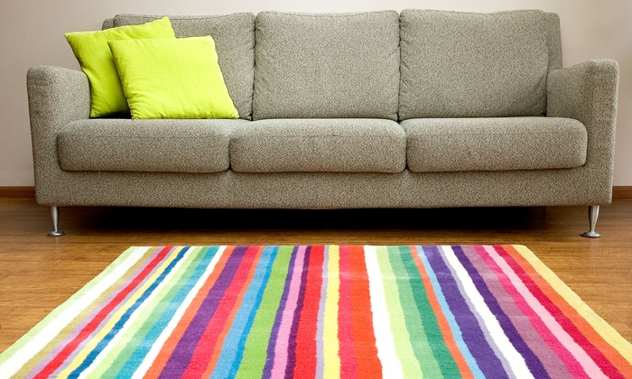 Green Planet Services - Lowell: Carpet Steam Cleaning for Three Rooms, or Sofa and Love-Seat Cleaning from Green Planet Services (Up to 70% Off)