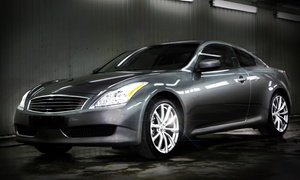 Hallstar Tint & Detail: Four-Star Detailing Package for a Car or SUV at Hallstar Tint & Detail (Up to 67% Off)