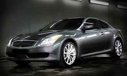 Four-Star Detailing Package for a Car or SUV at Hallstar Tint & Detail (Up to 67% Off)