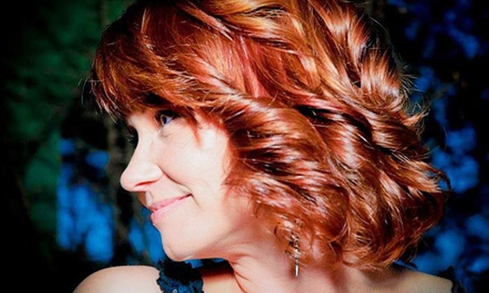 Hair Design by Judit - Highlands Ranch: Haircut with Optional Single-Process Color or Partial or Full Highlights at Hair Design by Judit (Up to 58% Off)