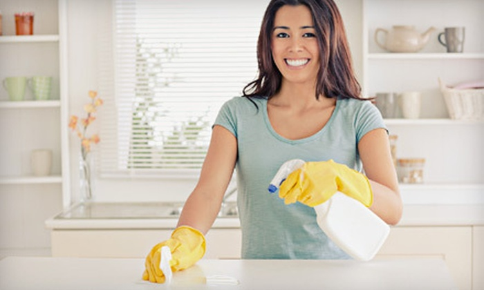 Crown Cleaning Co. - San Jose: Two- or Three-Hour Housecleaning Session from Crown Cleaning Co. (Up to 51% Off)