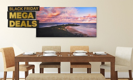 .95 for a Personalised Canvas Print Don't Pay up to $239.95