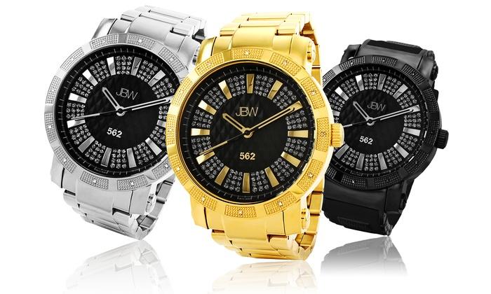 JBW 562 Men's Diamond Watch: JBW 562 Men's Diamond Watch